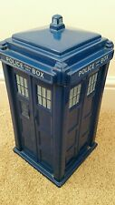 Dr Who Cookie Jar Tardis Police Box 12