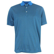 Carnoustie Performance Jacquard Knit Polo Golf Shirt, Brand NEW