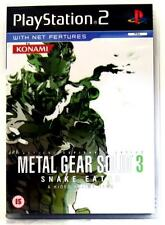 Metal Gear Solid 3 Snake Eater PS2 & PS3 VGC MINT DISC