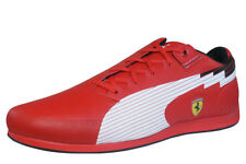 Puma Evospeed Low SF Ferrari Mens Leather Trainers / Shoes - 7301 - See Sizes