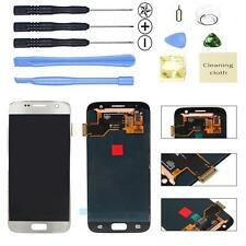 LCD Display Touch Screen Digitizer Assembly For Samsung Galaxy S7 +Tool Utility
