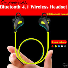 Hot Wireless Bluetooth V4.1 Handfree Headset Stereo Earphone for iPhone 7/7Plus