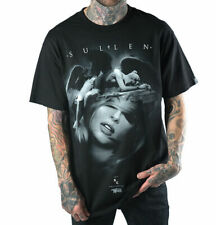 Sullen Clothing Angel Eyes Bullet BG Punk Tattoo Artist T Tee Shirt SCM0091