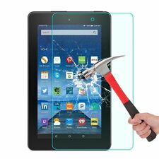 Amazon Fire HD Tempered Glass Screen Protector 9H Bubble Free Anti-Scratch