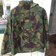 LINER JACKET MVP GORETEX DPM CAMOUFLAGE BRITISH ARMY ISSUE