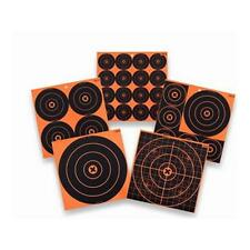 "36625 Birchwood Casey Big Burst 6"" Revealing Targets Orange/Black Self Adhesive"