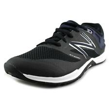 New Balance Minimus 20v5 Training  Women  Round Toe Synthetic Black Sneakers