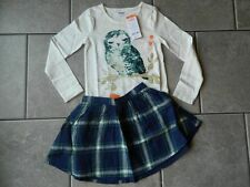 Outfit Gymboree All Spruced Up,2 pc.set,skirt,top,NWT,sz.6,12 yrs,owl