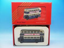 CORGI ROYAL MAIL DEFINITIVE DOUBLE DECKER GUY ARAB II UTILITY BUS SWINDON CORP