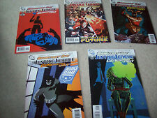 5 x Justice league Generation lost comic issues 9 10 13 14 19 dc comics