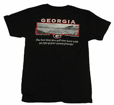 Georgia Bulldogs Sanford Stadium The Best Time You Will Ever Have T-shirt