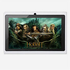 """7"""" Android 4.4 WiFi Tablet 5-POINT touch Dual Core Dual Camera 4GB HDMI G Sensor"""