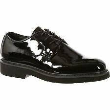 Rocky Men's High-Gloss Dress Leather Oxford Shoe