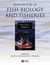 The Handbook of Fish Biology and Fisheries Vol. 2 (2002, Hardcover)
