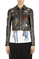 D&G Dolce&Gabbana Jacket -15% Leather Woman Browns F9839ZFUL7LV0766-