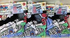 Mens SUPERMAN Knit Boxer 100% cotton, S, M, L, or XL I Pick Things UP & Put down