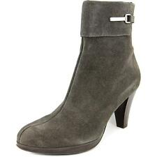 La Canadienne Malory Women  Round Toe Suede  Ankle Boot