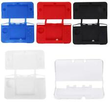 Solid Silicone Soft Gel Protective Case Cover Skin for NEW Nintendo 3DS