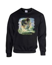 Freshwater Monster Largemouth Bass Fishing Lure Fisherman Sweatshirt