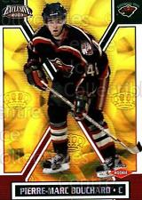 2002-03 Pacific Exclusive Gold #180 Pierre-Marc Bouchard