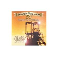 Treorchy Male Choir - 50 Golden Years Of Song - Treorchy Male Choir CD W8VG