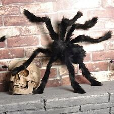 Halloween Large Plush Spiders Spider Joking Kids Toys Party Decor Trick Fun Prop