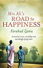 Mrs Ali's Road to Happiness Farahad Zama Abacus Software Anglais 320 pages Book