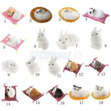 Lovely Various Animal Cat/Rabbit Doll Kid Toy Gift Christmas Ornament Home Décor