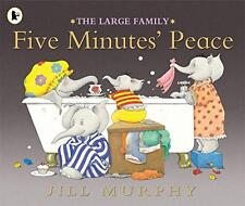 Five Minutes' Peace (Large Family), Jill Murphy | Paperback Book | Good | 978184
