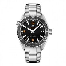 NEW OMEGA Seamaster Planet Ocean Steel Mens watch 42mm 232.30.42.21.01.003
