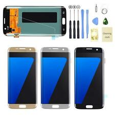 LCD Display Touch Screen Digitizer Assembly for Samsung Galaxy S7 edge W/ tools