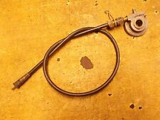 1969 Harley Davidson Aermacchi 350 Sprint SS Speedometer Cable and Gear
