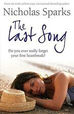 The Last Song, Sparks, Nicholas | Hardcover Book | Acceptable | 9781847443281