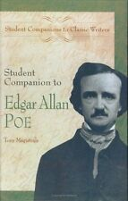 Student Companion to Edgar Allan Poe (Student Companions to Classic Writers)