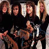 The $9.98 E.P.: Garage Days Re-Revisited by Metallica (CD, 1987, Elektra...