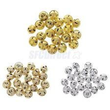 20pcs 19*22MM Gold/Silver Jingle Bell for Bags/Purse/Wallet/Lanyard/Jewelry