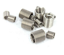 Stainless Steel Select 2 - 56 to 10 - 32 Helicoil Thread Repair Inserts PKG/12