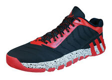 adidas Crazyquick 2 Low Mens Basketball Trainers / Shoes - Black