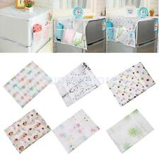 Kitchen Refrigerator Dust Water Proof Cover Fridge Cloth Storage Pouch Bag Case