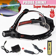 3000LM XM-L Q5 LED Headlamp Headlight Flashlight Head Torches New Super Lamp Kit