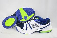 NEW Womens NEW BALANCE WC 656 PG Blue Green White Tennis Sneakers Shoes Size 7