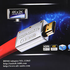 DVI 24+5 Male to HDMI Female HDMI to DVI HDMI Adapter Gold Plated Red Wire New