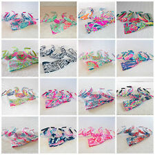 Preppy Handmade Headband with Lilly Pulitzer Fabric Many Prints in 6 Sizes