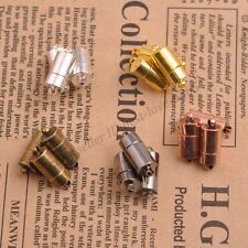 Silver/Gold Plated Strong Magnetic Clasps Jewellery Findings Necklace 18X7MM
