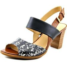 Naturalizer Lahnny Women  Open Toe Synthetic Black Sandals