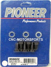 Pioneer 859022 SBC SB Chevy Flexplate Bolts 2pc Seal Crank 350 Crankshaft