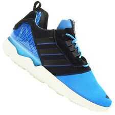 ADIDAS ORIGINALS ZX 8000 BOOST RUNNING SHOES SHOES TRAINERS BLUE BLACK