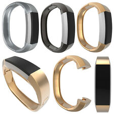 Stainless Steel Accessory Bangle Watch Band Bracelet Wrist Strap For Fitbit Alta