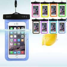 Waterproof Underwater Pouch Dry Bag Case Cover For iPhone Cell Phone Hot