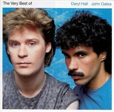 (CD) Hall & Oates - The Very Best of Daryl Hall & John Oates